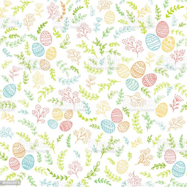 Seamless easter decorations with colorful eggs and floral elements vector id925344316?b=1&k=6&m=925344316&s=612x612&h=hjtqe2vt2bexj7eglt22a63cg8eonjph2cm5ebm3wok=