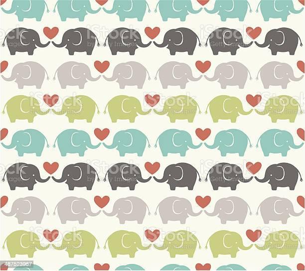 Seamless elephant pattern vector id487523987?b=1&k=6&m=487523987&s=612x612&h=6my2jp 6iujwvnc5gdb6wiwopt4m62aewpjovbux1uu=