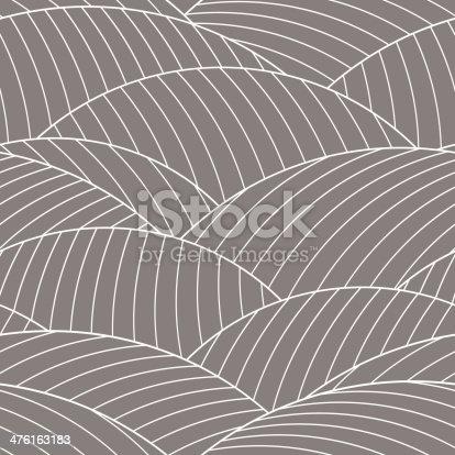 Seamless Fields Wallpaper Pattern