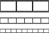 seamless film strip filmstrip vector