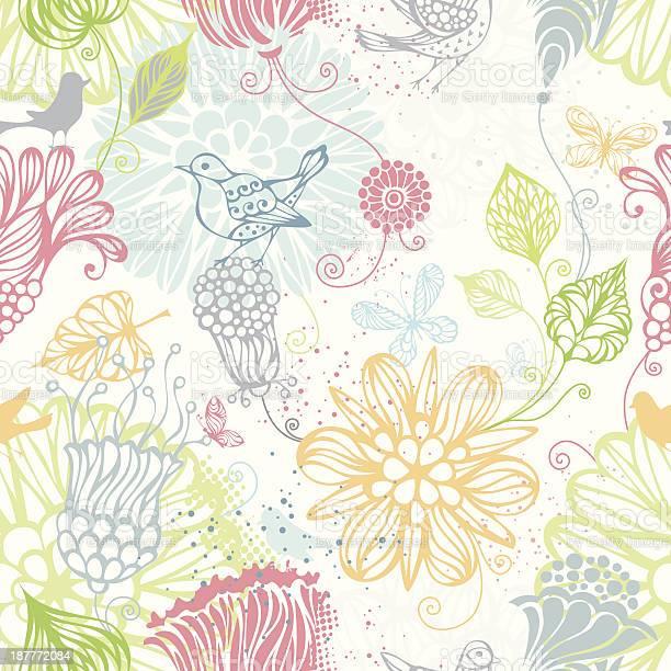 Seamless floral background vector id187772084?b=1&k=6&m=187772084&s=612x612&h=8q6btdtxxraecqajjrnhdkwmte3o5klzw9fzchy6fmi=