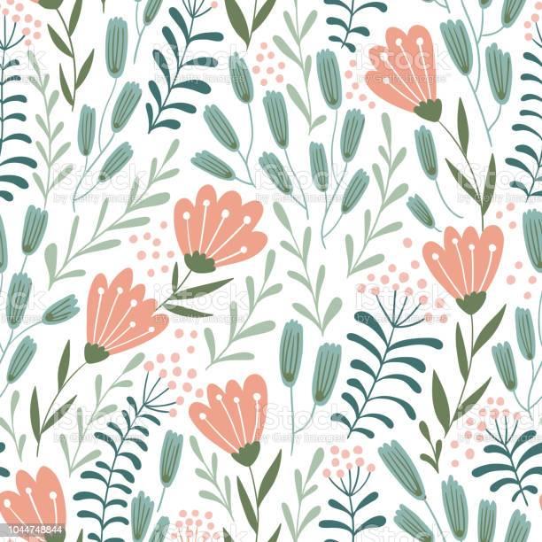 Seamless floral design with handdrawn wild flowers repeated pattern vector id1044748844?b=1&k=6&m=1044748844&s=612x612&h=tbtk3ralgbj loxlfut0wtsgaz6p0s3ptieoeb evti=