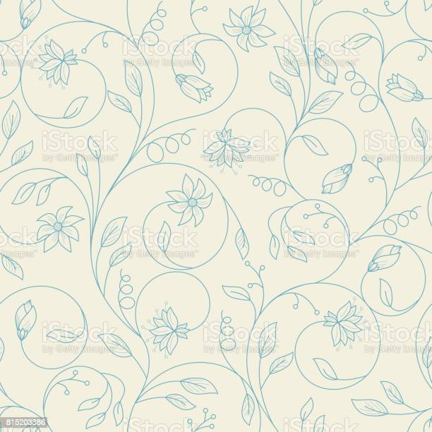 Seamless floral pattern outlined perfect background for wedding or vector id815203386?b=1&k=6&m=815203386&s=612x612&h=cuzfr da4fubsr  yf8yvf pspey5wonszafzjrfzmm=