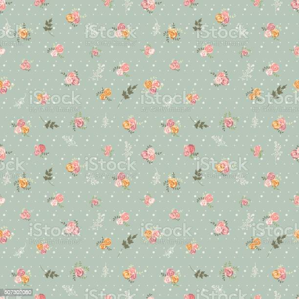 Seamless floral pattern vector id507302080?b=1&k=6&m=507302080&s=612x612&h=tsnzg3b7nypjvpe7l8h qlkcb0reuewicummdgq v2o=