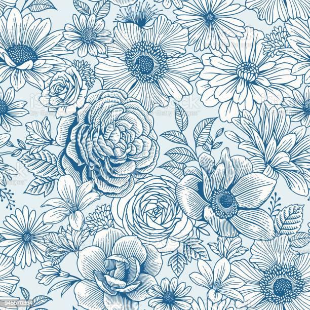 Seamless floral pattern vector id945570354?b=1&k=6&m=945570354&s=612x612&h=g9afoglp8zz hikfd2ixzxiicrzobn4a8 vrfjxdr6u=
