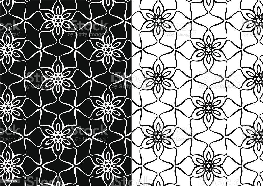 seamless floral pattern royaltyfri seamless floral pattern-vektorgrafik och fler bilder på abstrakt