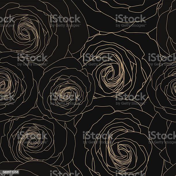 Seamless floral rose pattern set vector illustration vector id589973058?b=1&k=6&m=589973058&s=612x612&h=byjrllrpidger8 kihtkpctxkdvfczeyfwrsaty4mjy=