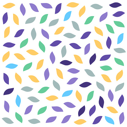 Seamless Floral Vector Pattern Design