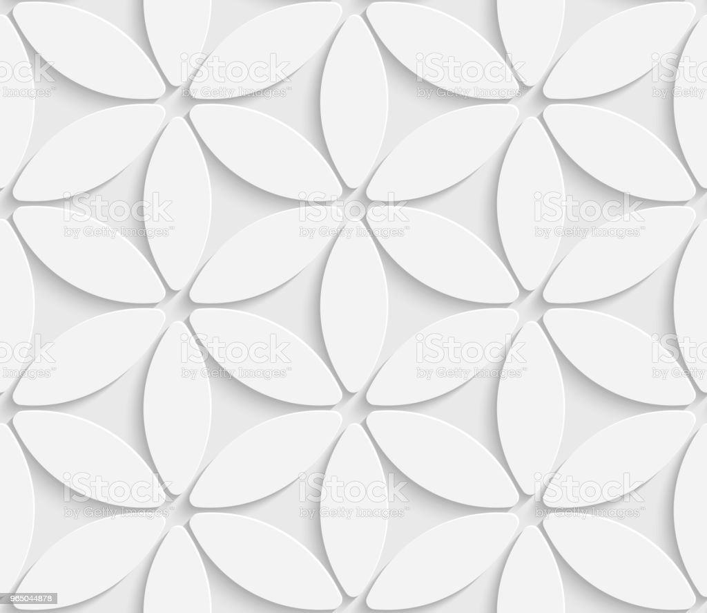 Seamless Flower Background royalty-free seamless flower background stock vector art & more images of abstract