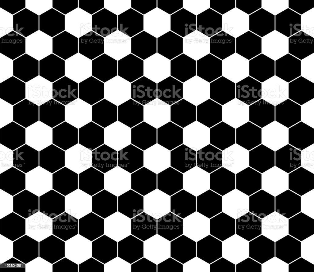 Seamless football pattern. EPS 8 royalty-free stock vector art