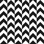 istock Seamless geometric abstract pattern 1243080258