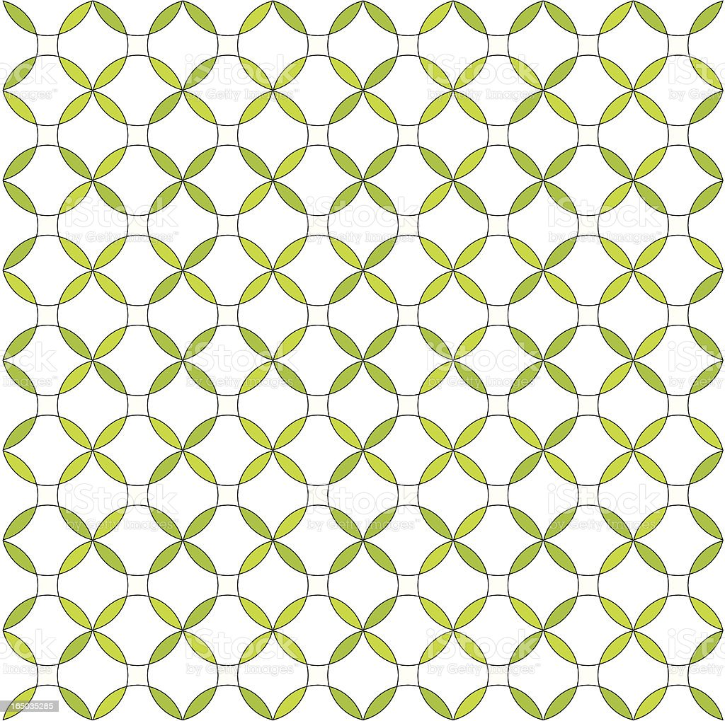 Seamless Geometric Background Tile ( Vector ) vector art illustration