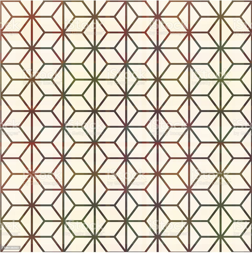 seamless geometric lines pattern royalty-free stock vector art