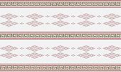 Seamless geometric ornamental background. home wallpaper decoration texture.