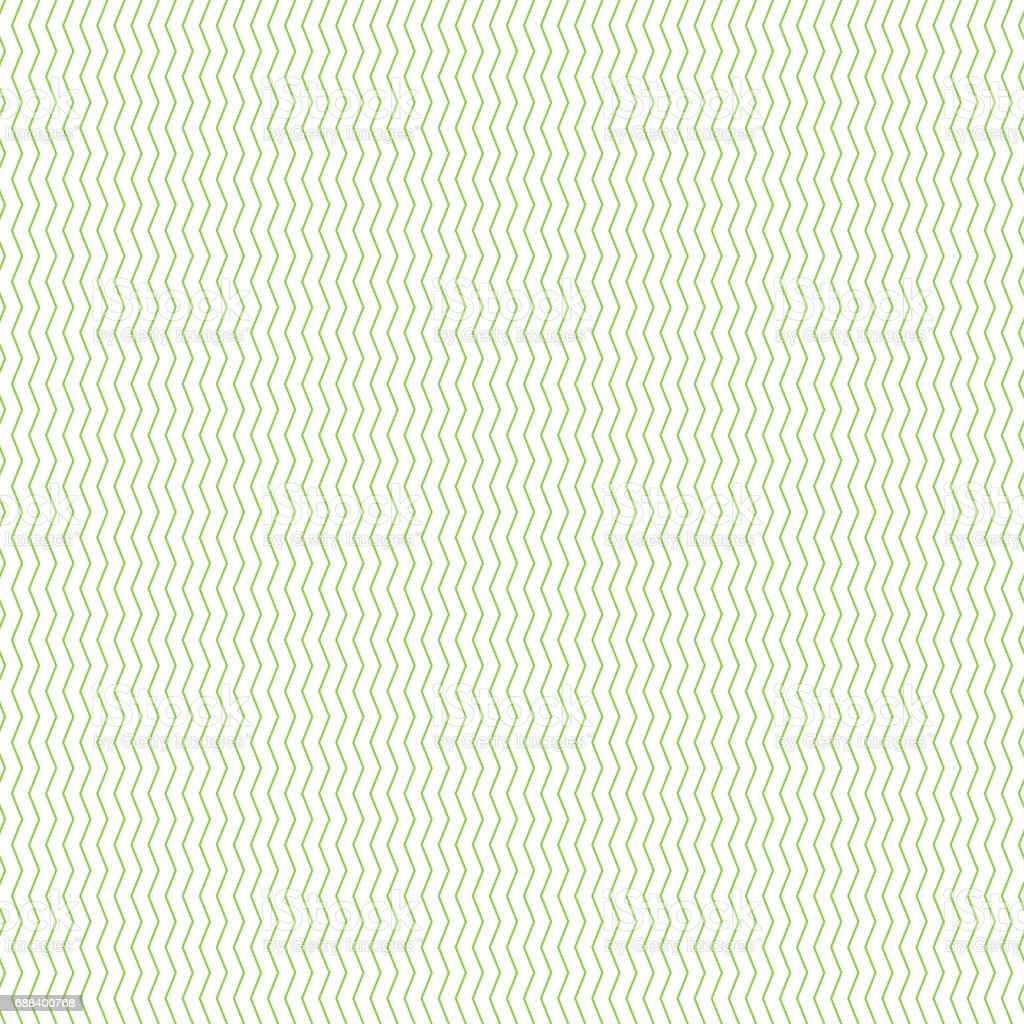 Seamless geometric pattern in green color made of thin flat trendy linear style lines. Inspired of banknote, money design, currency, note, check or cheque, ticket, reward. Watermark security. Vector. Abstract stock vector