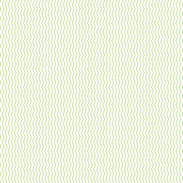 Seamless geometric pattern in green color made of thin flat trendy linear style lines. Inspired of banknote, money design, currency, note, check or cheque, ticket, reward. Watermark security. Vector. zigzag stock illustrations