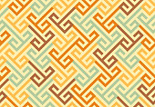 istock Seamless Geometric Pattern 1252760267