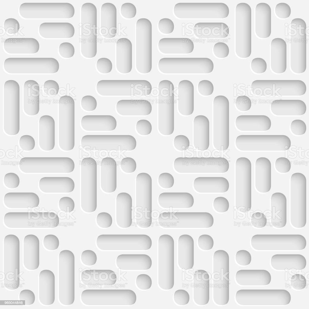Seamless Geometric Pattern seamless geometric pattern - stockowe grafiki wektorowe i więcej obrazów abstrakcja royalty-free
