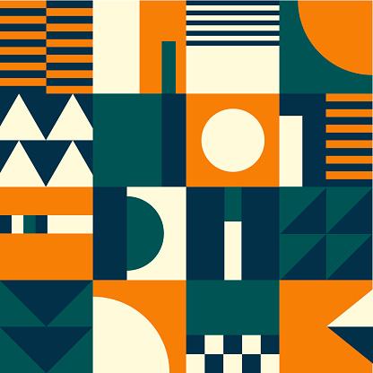 Seamless Geometric Patterns Bundle.