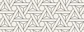 istock Seamless Geometric Vector Pattern 1261672736