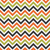 Seamless geometric zigzag pattern