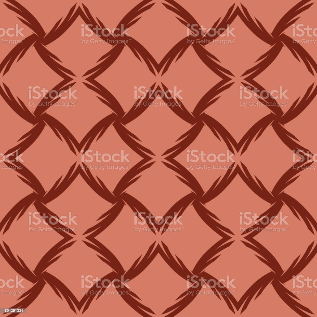 seamless geometry pattern of intersecting curved lines. vector illustration. royalty-free seamless geometry pattern of intersecting curved lines vector illustration stock vector art & more images of art