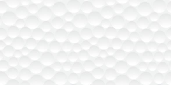Seamless golf ball pattern
