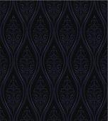 Seamless dark wallpaper design.  Will tile endlessly