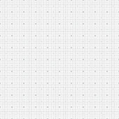 Vector seamless pattern. Graph paper.