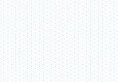 istock Seamless graph paper 1278208819