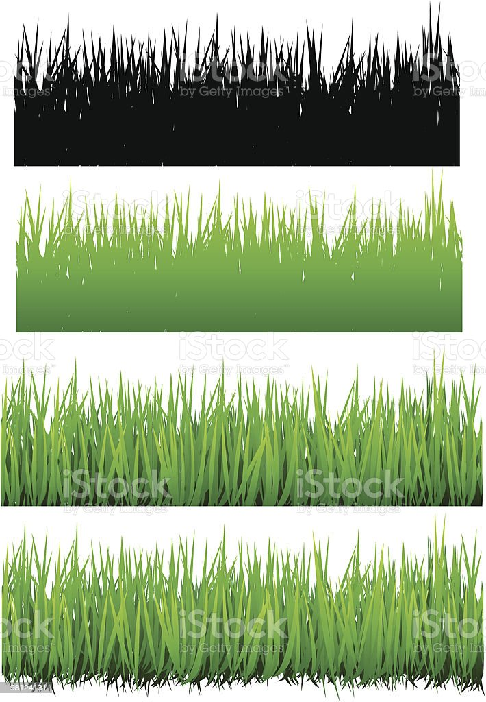 seamless grass vector royalty-free seamless grass vector stock vector art & more images of color image