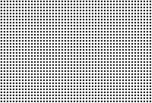 Seamless half tone pattern background