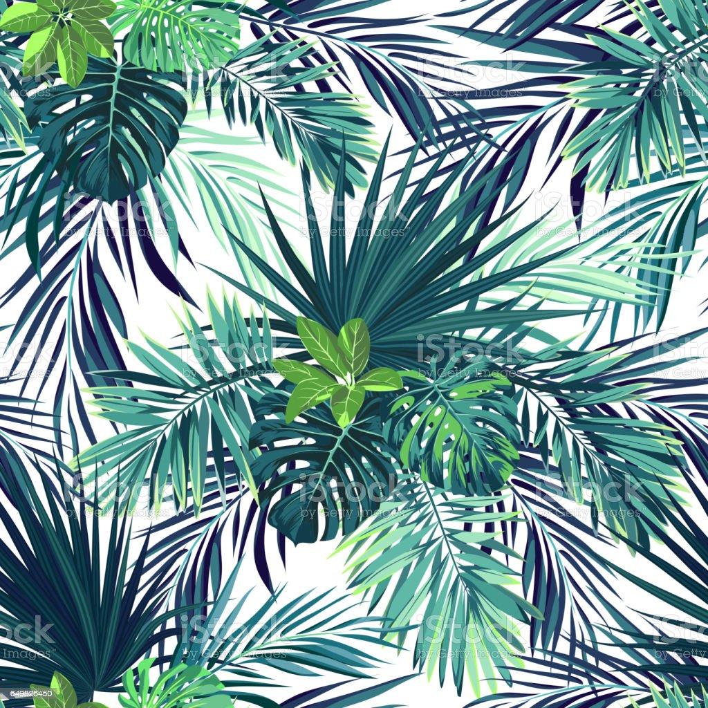nahtlose hand gezeichnete botanische exotisches. Black Bedroom Furniture Sets. Home Design Ideas