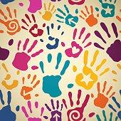 Seamless Hands