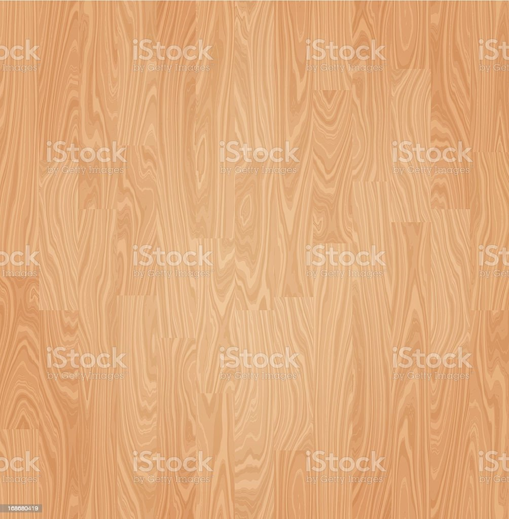 Seamless hardwood floor vector royalty-free stock vector art
