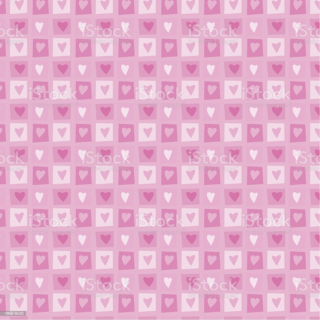 Seamless Hearts Pattern royalty-free seamless hearts pattern stock vector art & more images of baby