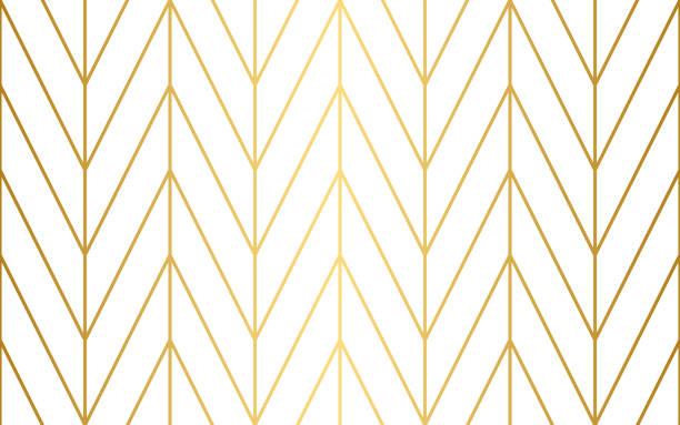 illustrazioni stock, clip art, cartoni animati e icone di tendenza di seamless herringbone vector pattern - zigzag