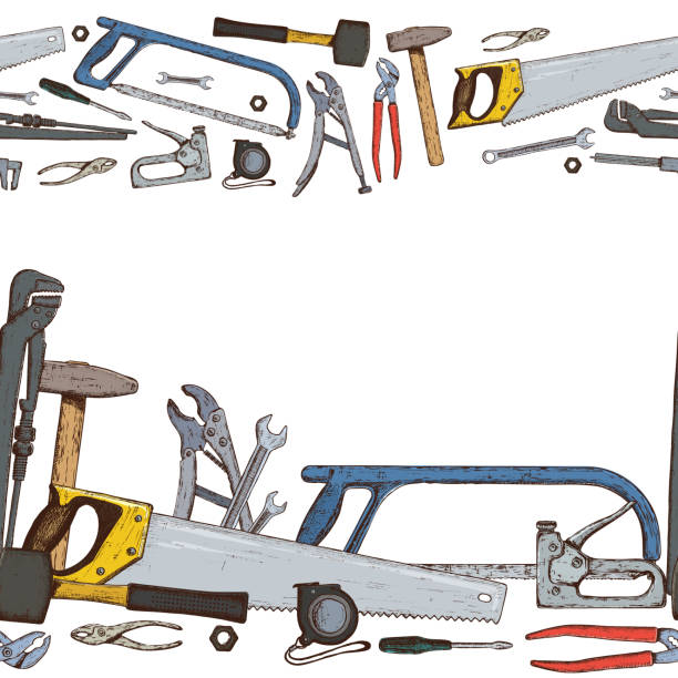 Best Hardware Store Illustrations, Royalty-Free Vector ...