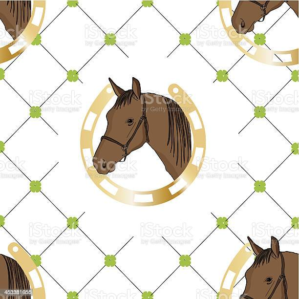 Seamless horse pattern vector id453381655?b=1&k=6&m=453381655&s=612x612&h=ntyrs5pamvnt0jazwufwh4 nv1a5re4fzhae4ytg91i=