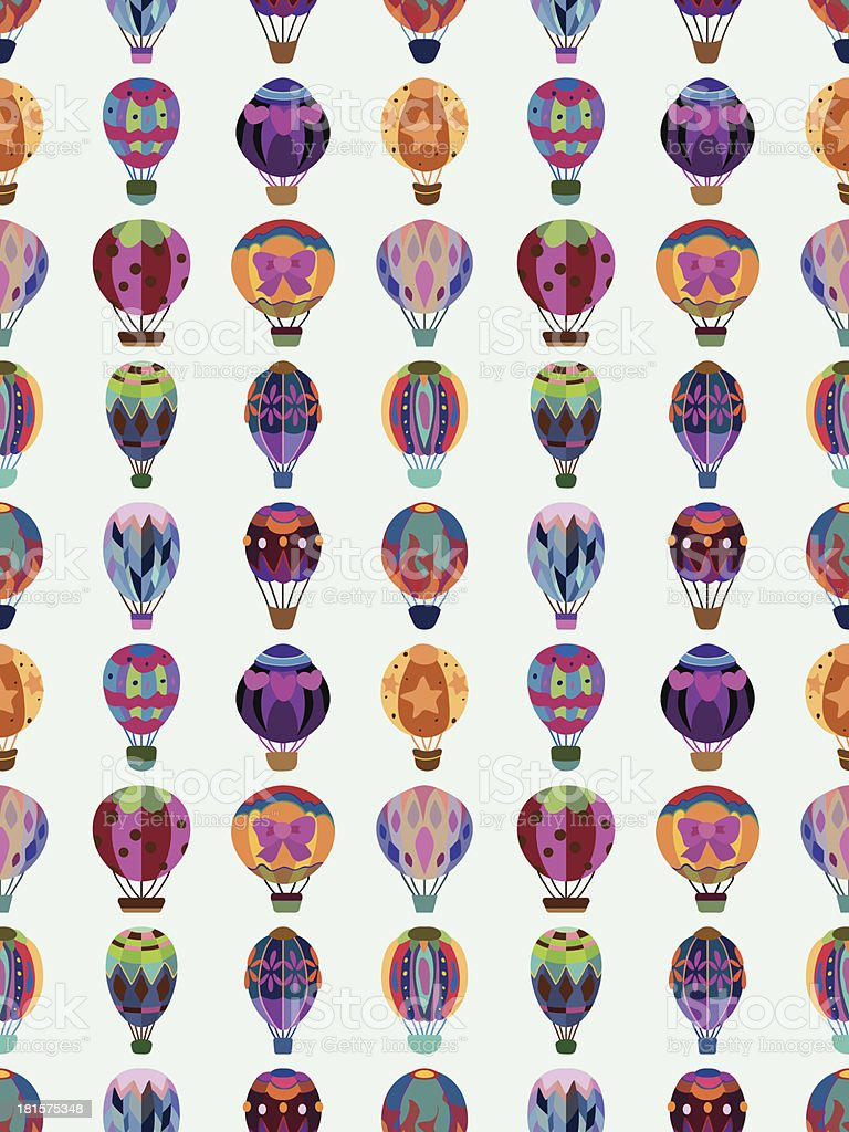 seamless hot air balloon pattern royalty-free seamless hot air balloon pattern stock vector art & more images of abstract
