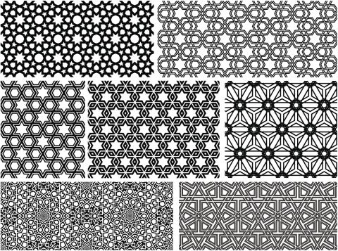 Seamless Islamic patterns II