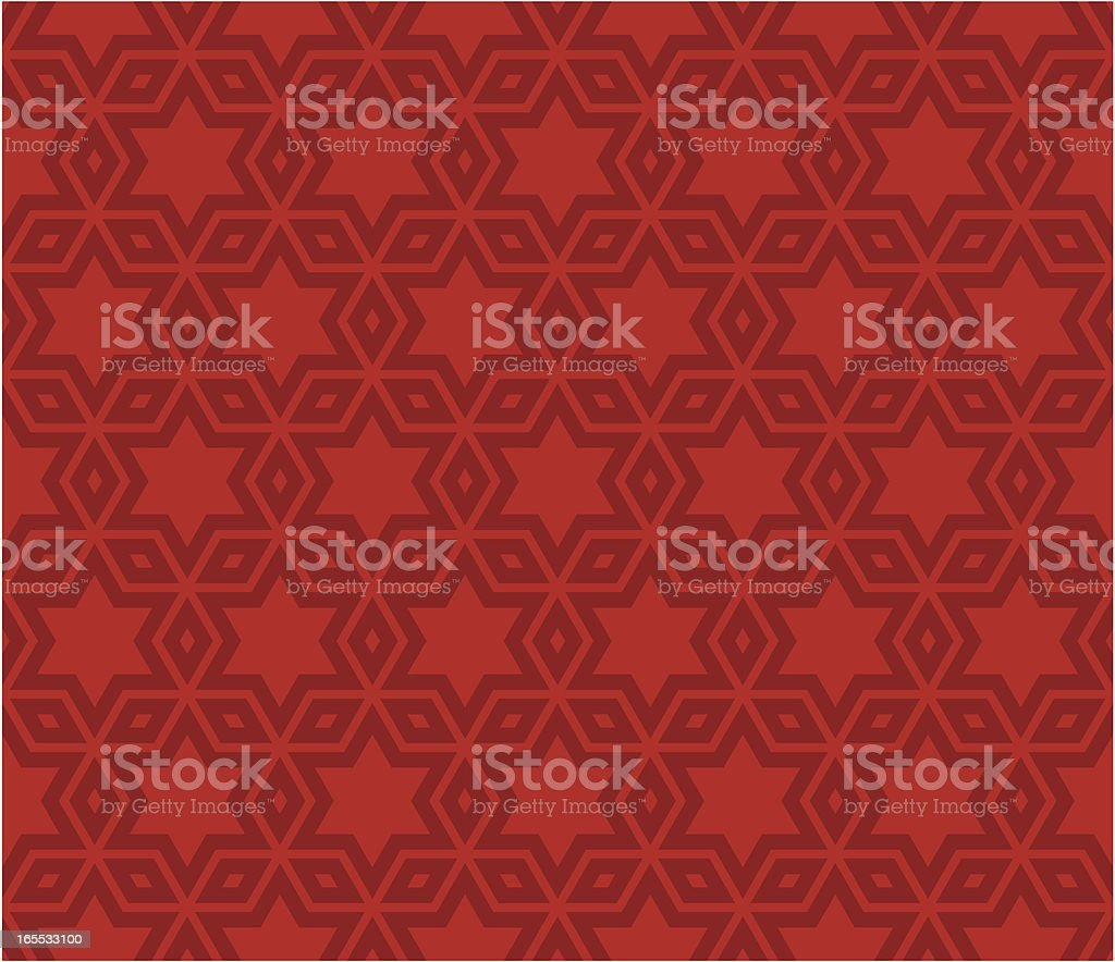 Seamless exact islamic pattern, zip file contains AI, High res  jpeg