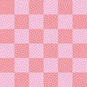 SAMEKOMON -  seamless Japanese traditional pattern
