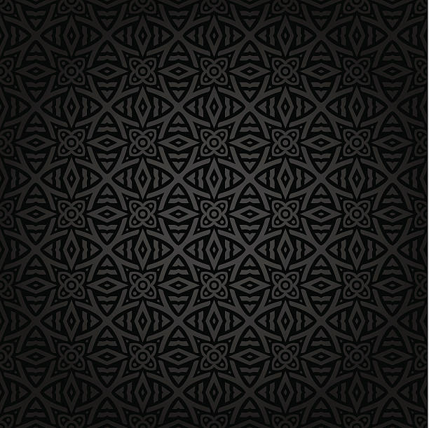Seamless Keltic pattern Seamless Keltic pattern. The vector pattern is seamless. celtic style stock illustrations