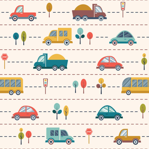 royalty free bus wrap template clip art vector images