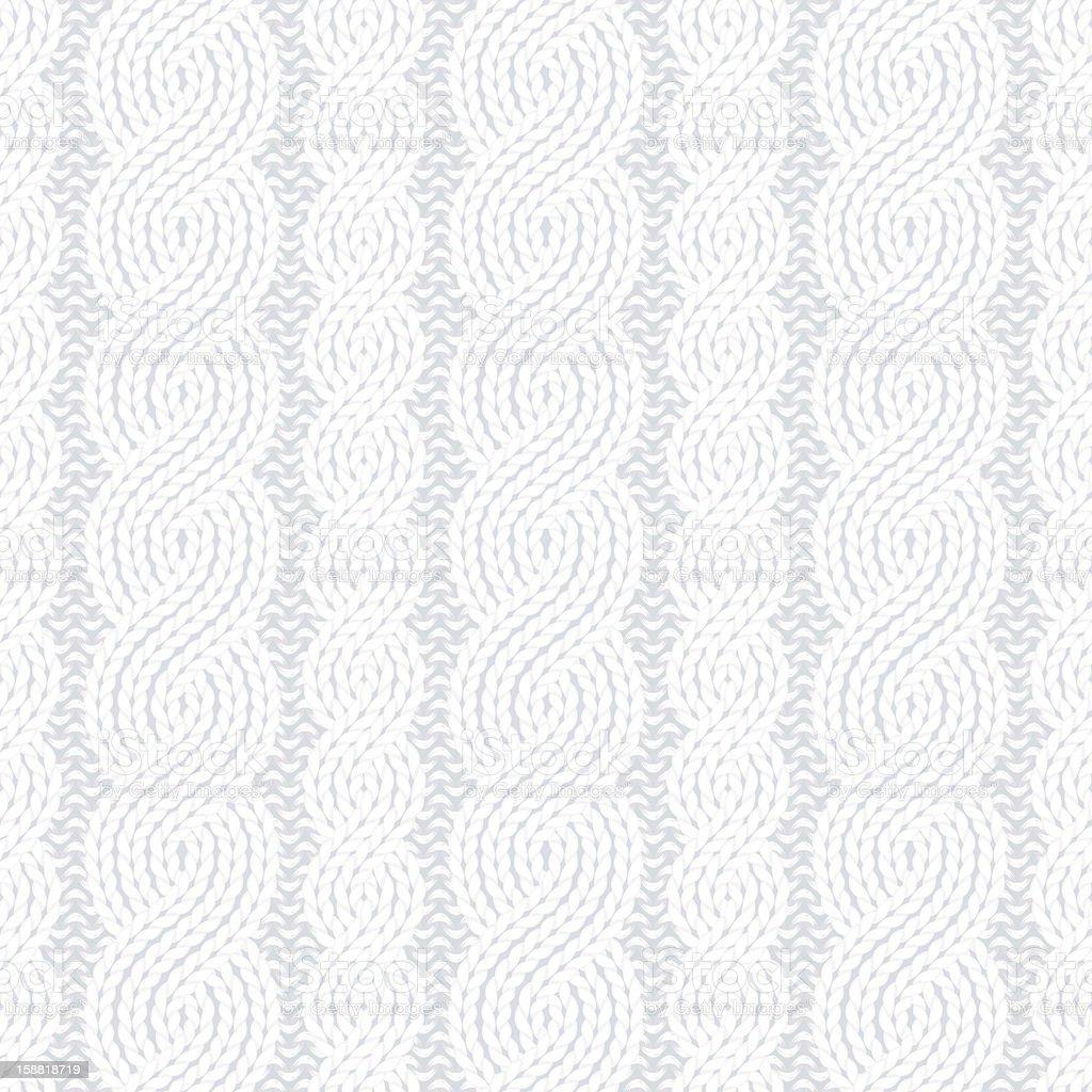 Tejido Sin Costura Patrón Illustracion Libre de Derechos 158818719 ...