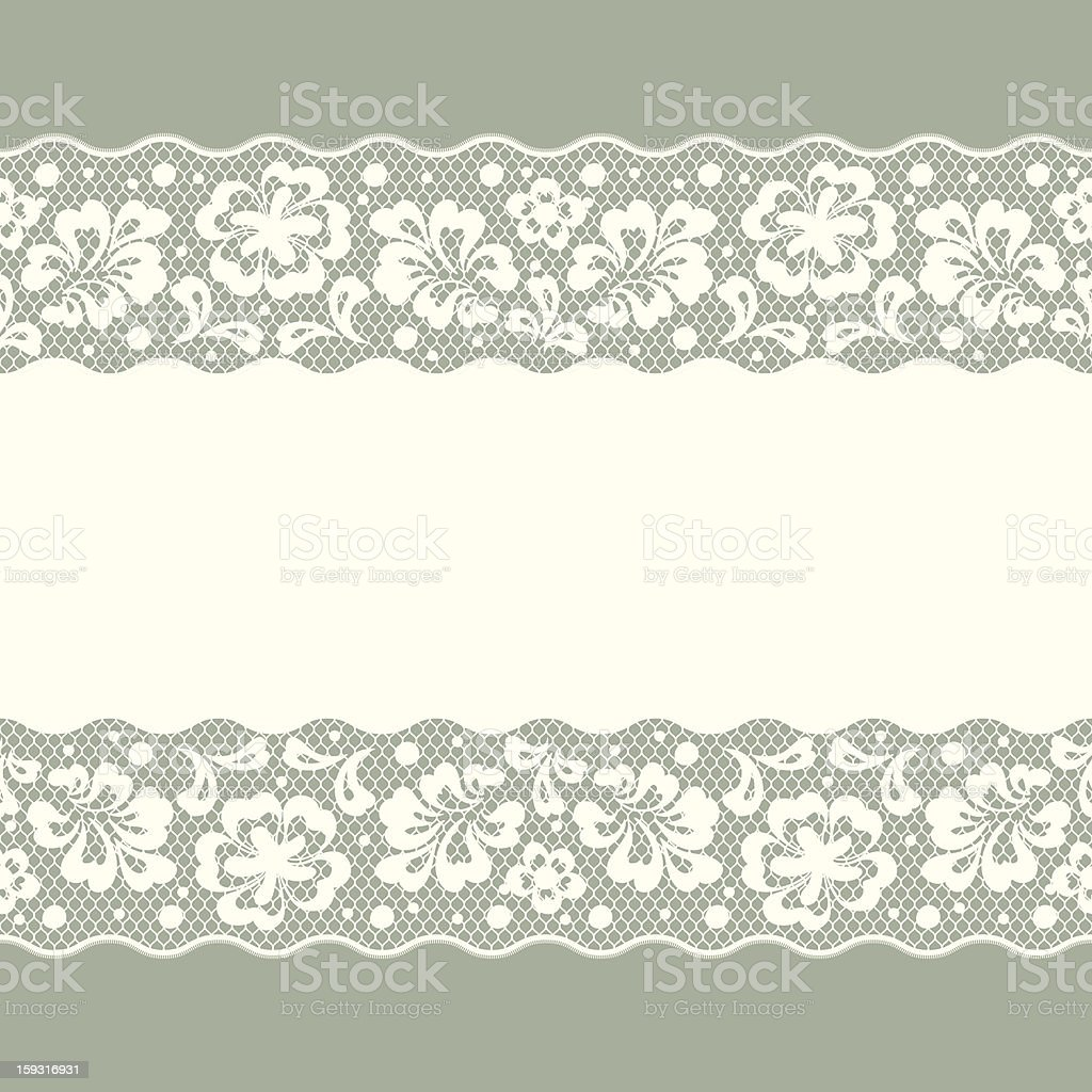 Seamless lace pattern, flower vintage vector background. royalty-free seamless lace pattern flower vintage vector background stock vector art & more images of abstract