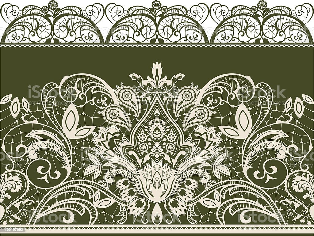 Seamless lace royalty-free seamless lace stock vector art & more images of backdrop