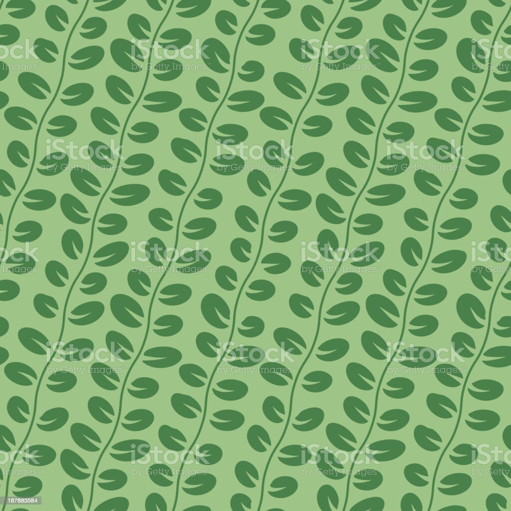 Seamless Leaf Pattern royalty-free seamless leaf pattern stock vector art & more images of abstract