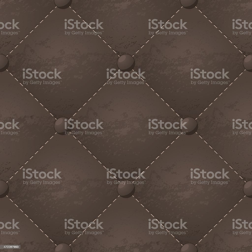 Seamless Leather royalty-free seamless leather stock vector art & more images of backgrounds